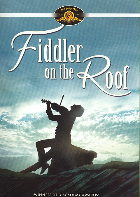 FIDDLER ON THE ROOF BY TOPOL (DVD)