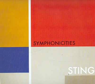 SYMPHONICITIES BY STING (CD)
